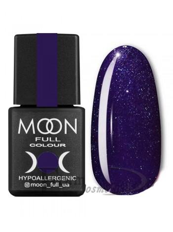 Гель-лак Moon №318 Color Gel polish глубокий пурпурно-синий