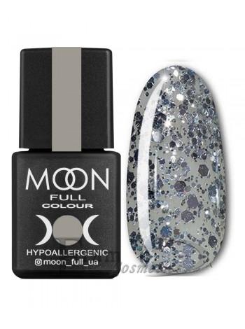 Гель-лак Moon №327 Color Gel polish транспортный серый