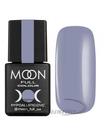 Гель-лак Moon №149 Color Gel polish серо-голубой