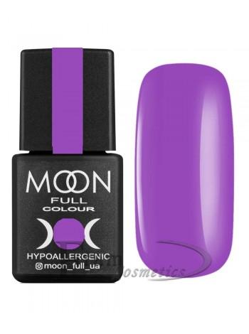 Гель-лак Moon №157 Color Gel polish насыщенный фиолетовый