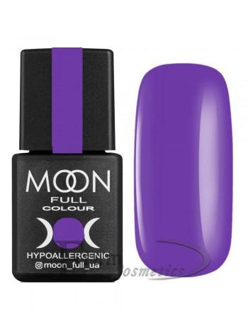Гель-лак Moon №161 Color Gel polish пурпурное сердце