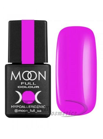 Гель-лак Moon №163 Color Gel polish амарантовый маджента