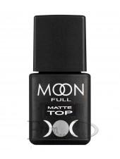 Топовые покрытие для ногтей Moon Matte Top