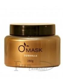 Восстанавливающая маска для волос и кожи головы Moran 280g