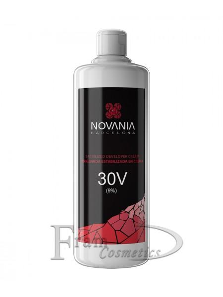 Крем-активатор Novania Stabilized Developer Cream 30vol 9%