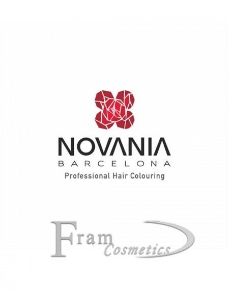 Сыворотка для волос Novania жидкий 3D кератин