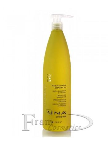 Шампунь для ослабленных и поврежденных волос Rolland UNA